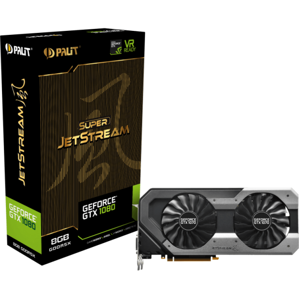 Palit GeForce GTX 1080 Super JetStream 8 GB GDDR5X Retail