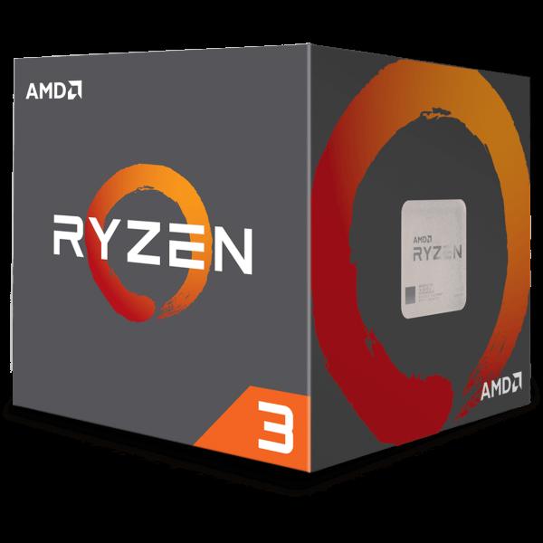 AMD Ryzen 3 1200 4x 3,10 GHz BOX (YD1200BBAEBOX)