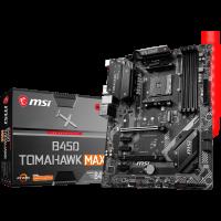 MSI B450 Tomahawk MAX AMD AM4 ATX