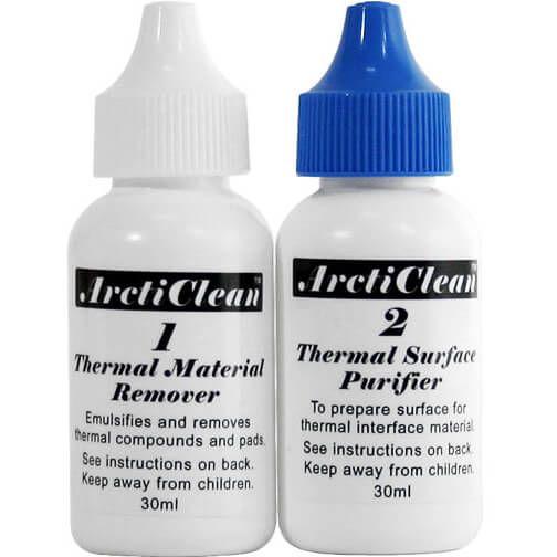 Arctic Silver ACL-60 ArctiClean Reinigungskit 2x 30 ml (ACN-60ML)