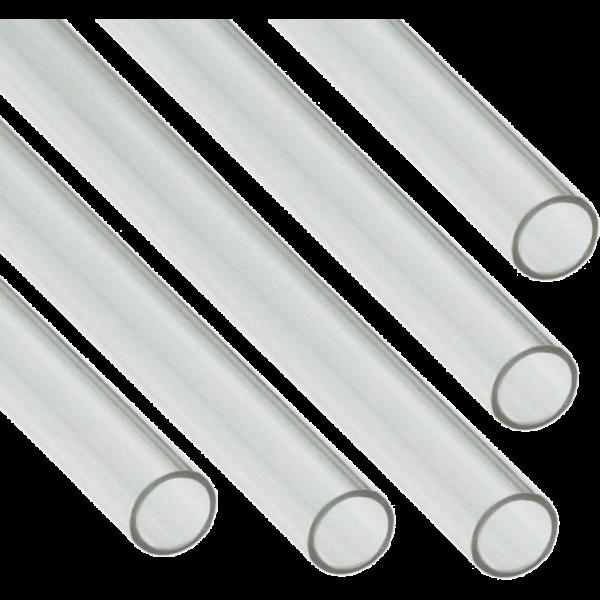 Nanoxia CF1 5x 50 cm PETG Hardtube klar 12/10 mm (CF-PETG550)