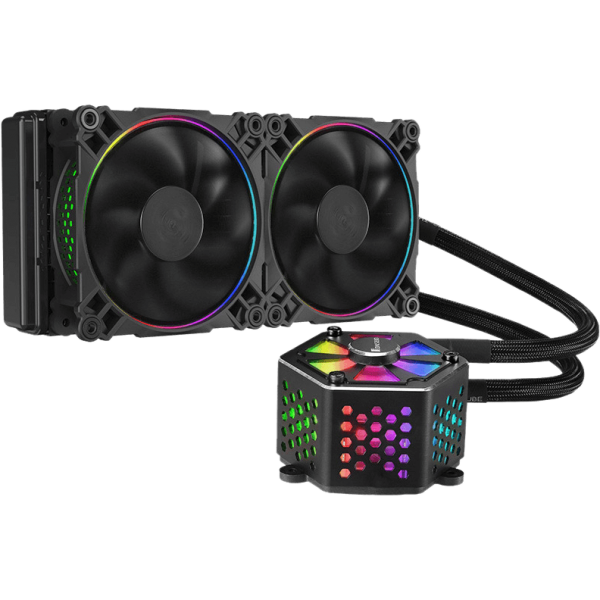 Jonsbo TW-240 RGB 240 mm All-in-One Wasserkühlung (JB-WT240)