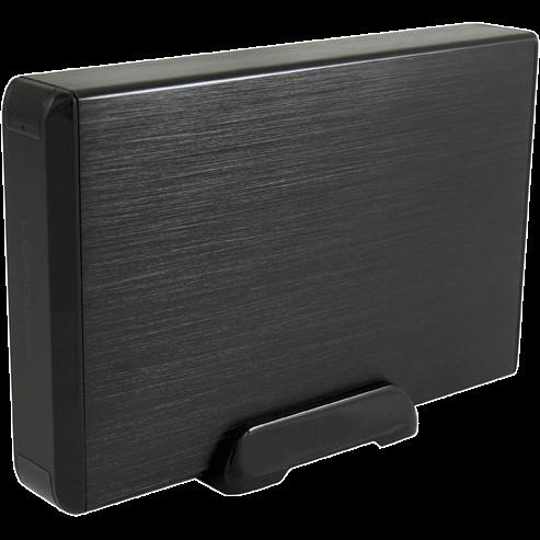 "LC-Power LC-35U3-Hydra 3,5"" Externes Gehäuse USB 3.0 Typ-B schwarz"