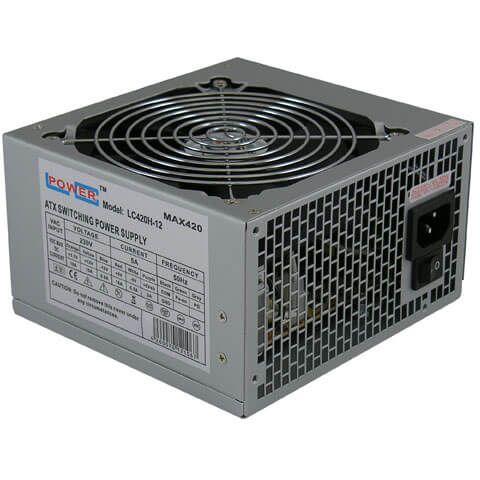 LC-Power Office Series LC420H-12 420 Watt ATX (LC420H-12)