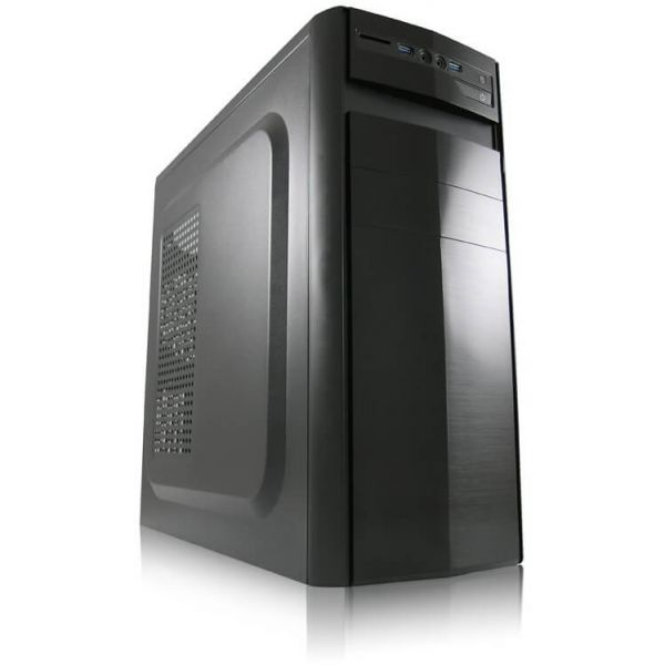 LC-Power 7017 B schwarz Midi Tower