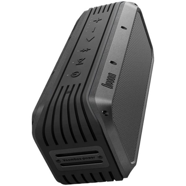 Divoom Voombox Power schwarz 1.0 System (DV-VBP)
