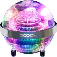 Alphacool Eisball Digital RGB 700 ml Ausgleichsbehälter klar (15362)