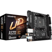 Gigabyte A520I AC AMD AM4 Mini ITX