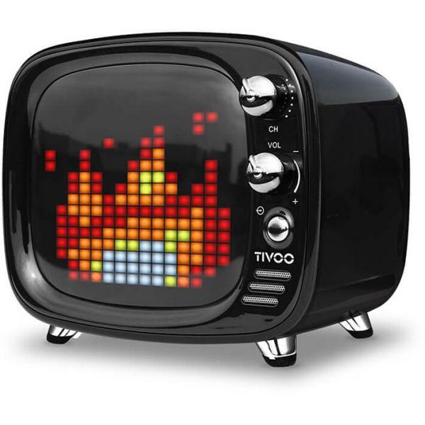 Divoom Tivoo schwarz 1.0 System (DVM-TIVOO-BK)
