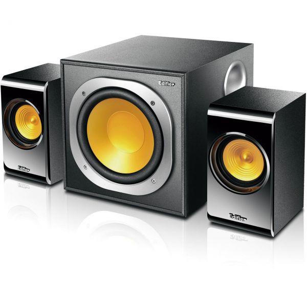 Edifier P3060 schwarz/silber 2.1 System (P3060)