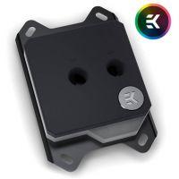 EKWB EK-Quantum Velocity RGB CPU Wasserkühler Kupfer vernickelt/POM/PMMA (3831109810224)