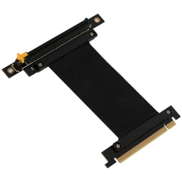 Nanoxia PCIe x16 Riser Card Typ-A 15 cm Verlängerung schwarz (NXPCIERI15A)