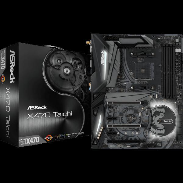 ASRock X470 Taichi AMD AM4 ATX
