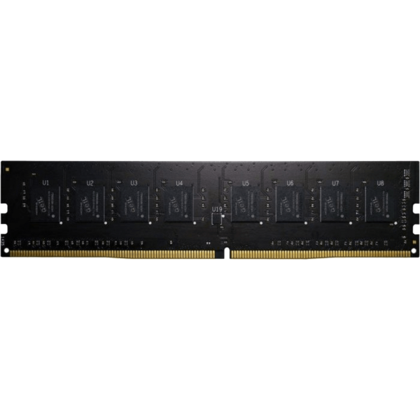 GeIL Pristine 8 GB DDR4-2133 DIMM CL15 Single schwarz (GN48GB2133C15S)