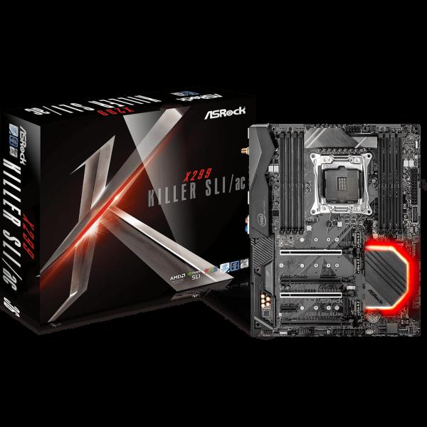 ASRock X299 Killer SLI/ac Intel 2066 ATX