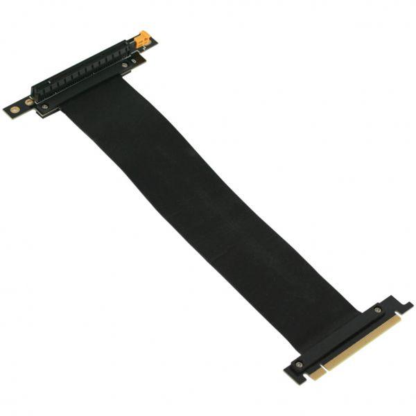 Nanoxia PCIe x16 Riser Card Typ-B 30 cm Verlängerung schwarz (NXPCIERI30)