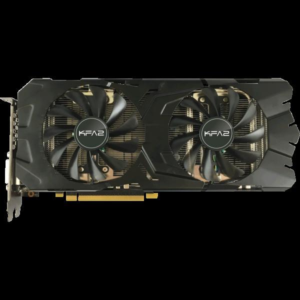 KFA2 GeForce GTX 1070 EX 8 GB GDDR5 Bulk