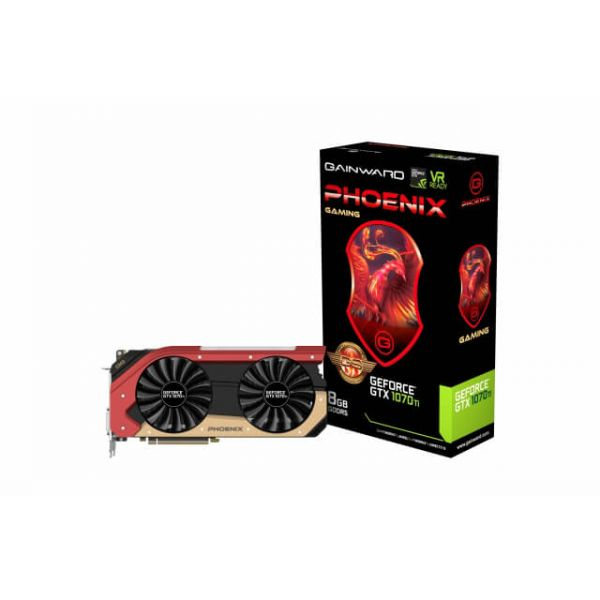 Gainward GeForce GTX 1070 Ti Phoenix GS 8 GB GDDR5 Retail