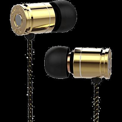 Gamdias S25 In-Ear Headset 3,5 mm Klinke gold (16321-02600-00305-G)