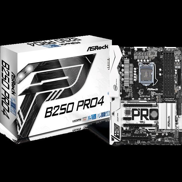 ASRock B250 Pro4 Intel 1151 ATX