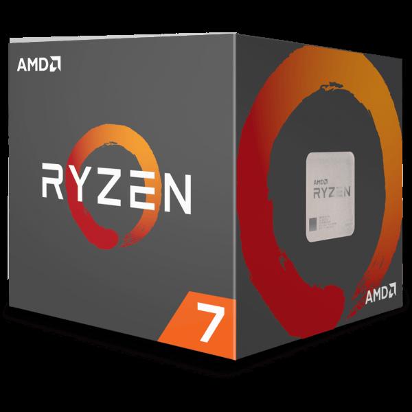 AMD Ryzen 7 1700 8x 3,00 GHz BOX (YD1700BBAEBOX)