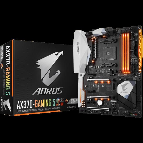 Gigabyte Aorus GA-AX370-Gaming 5 AMD AM4 ATX