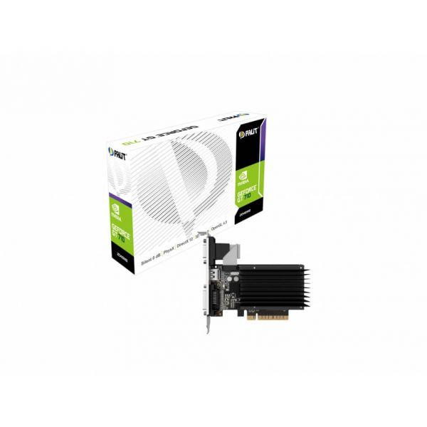 Palit GeForce GT 710 Low Profile Passiv 2 GB DDR3 Retail