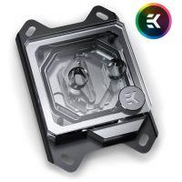 EKWB EK-Quantum Velocity RGB CPU Wasserkühler Kupfer vernickelt/PMMA (3831109810316)