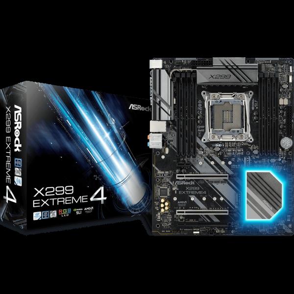 ASRock X299 Extreme4 Intel 2066 ATX