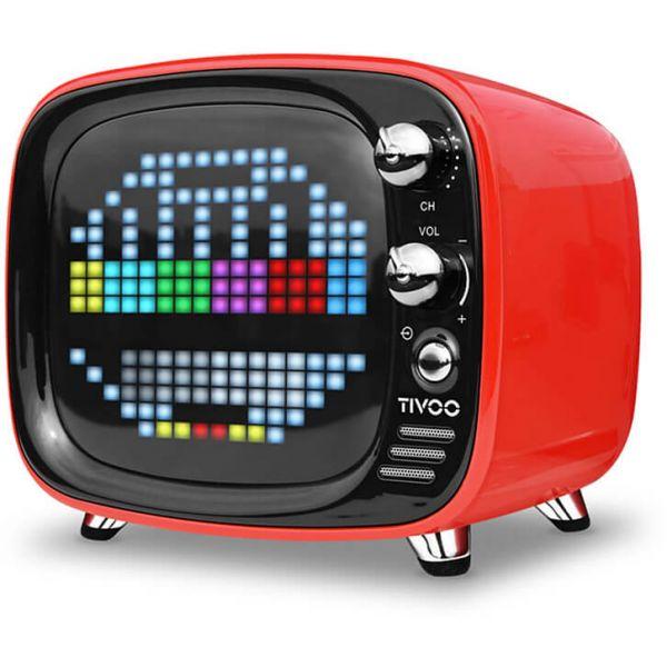 Divoom Tivoo rot 1.0 System (DVM-TIVOO-RD)