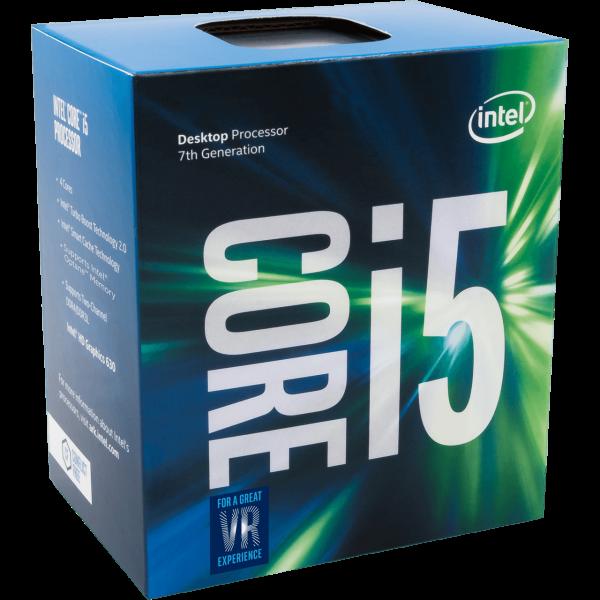 Intel Core i5 7400 4x 3,00 GHz BOX (BX80677I57400)