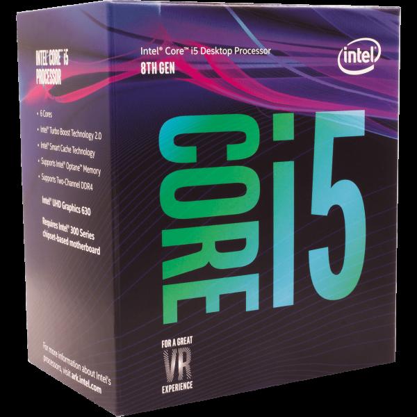 Intel Core i5 8600 6x 3,10 GHz BOX (BX80684I58600)