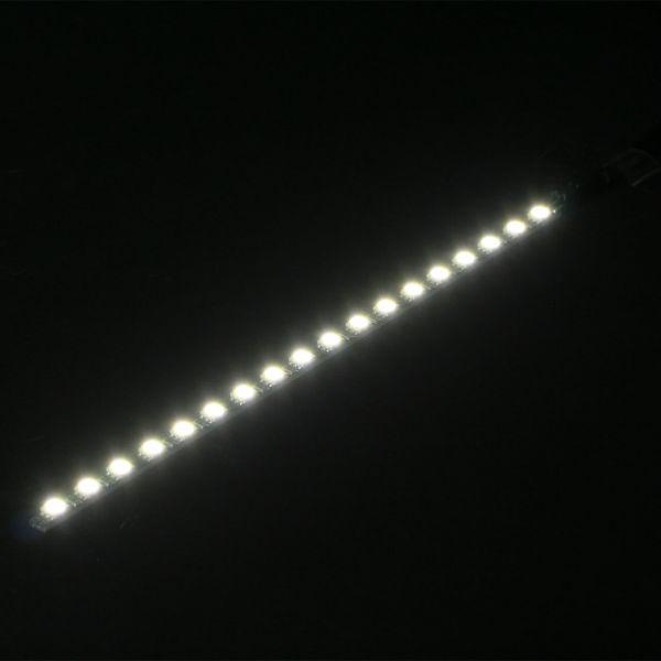 Nanoxia Rigid LED Stripe weiß 200 mm (NRLED20W)