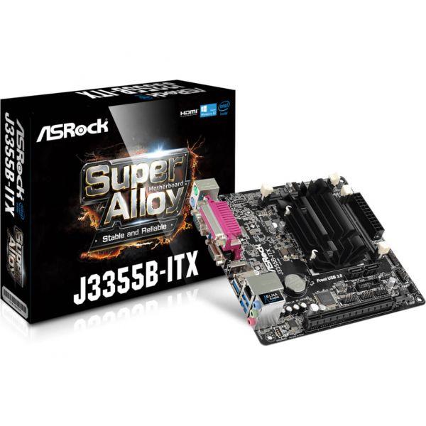 ASRock J3355B-ITX integrierte CPU Mini ITX