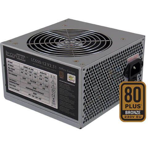 LC-Power Office Series LC600-12 400 Watt ATX (LC600-12 V2.31)