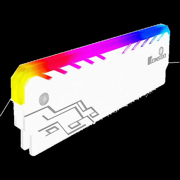 Jonsbo NC-1 RAM Kühler weiß (NC-1W)