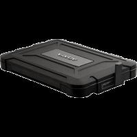 "ADATA ED600 2,5"" Externes Gehäuse USB 3.0 Micro-B schwarz"