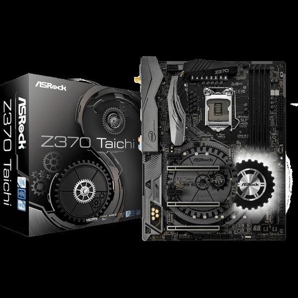 ASRock Z370 Taichi Intel 1151 v2 ATX