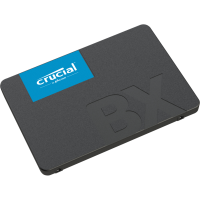 "Crucial SSD BX500 480 GB 2,5"" SATA 6 Gb/s (CT480BX500SSD1)"