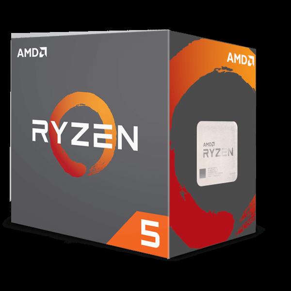 AMD Ryzen 5 1600X 6x 3,60 GHz WOF (YD160XBCAEWOF)