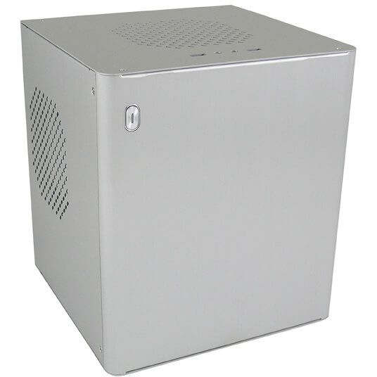 LC-Power LC-1500SMI silber ITX Tower