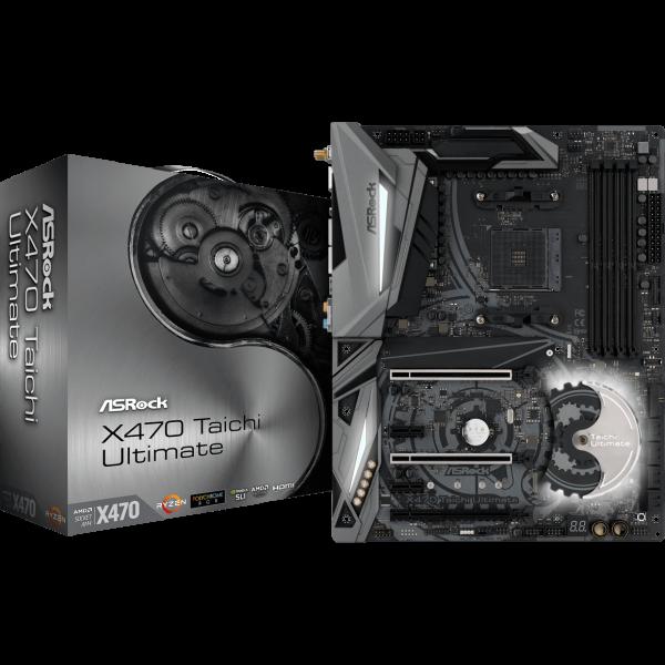 ASRock X470 Taichi Ultimate AMD AM4 ATX