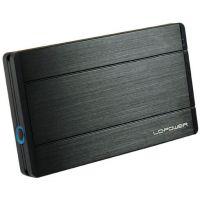 "LC-Power LC-25U3-Diadem 2,5"" Externes Gehäuse USB 3.0 Micro-B schwarz"
