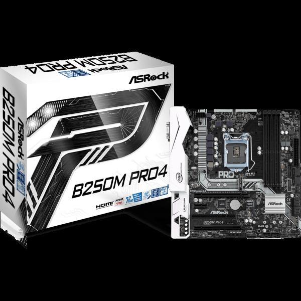 ASRock B250M Pro4 Intel 1151 µATX
