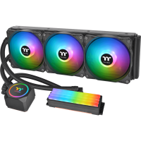 Thermaltake Floe RC360 360 mm All-in-One Wasserkühlung (CL-W290-PL12SW-A)