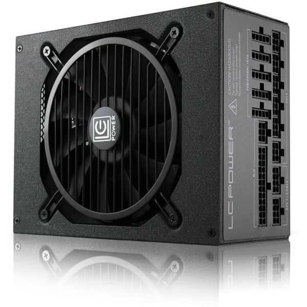 LC-Power Platinum Series LC1200 1200 Watt ATX (LC1200 V2.4)