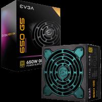 EVGA SuperNova G5 650 Watt ATX (220-G5-0650-X2)