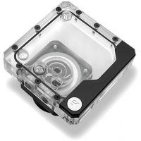 EKWB EK-Quantum Kinetic FLT 120 D5 PWM D-RGB 100 ml Ausgleichsbehälter inklusive D5 Pumpe klar/schwa