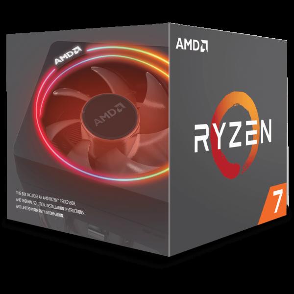 AMD Ryzen 7 2700X 8x 3,70 GHz BOX (YD270XBGAFBOX)