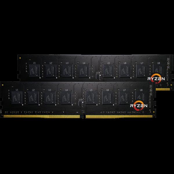 GeIL Pristine AMD Edition 16 GB DDR4-2133 DIMM CL15 Dual Kit schwarz (GAP416GB2133C15DC)